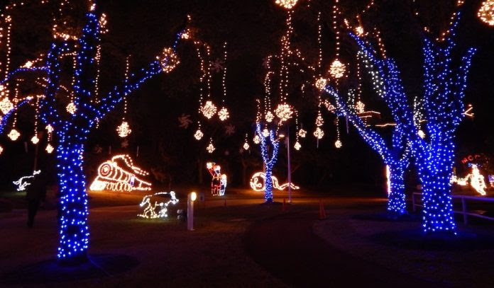 Houston's Holiday Spirit Soars High this December