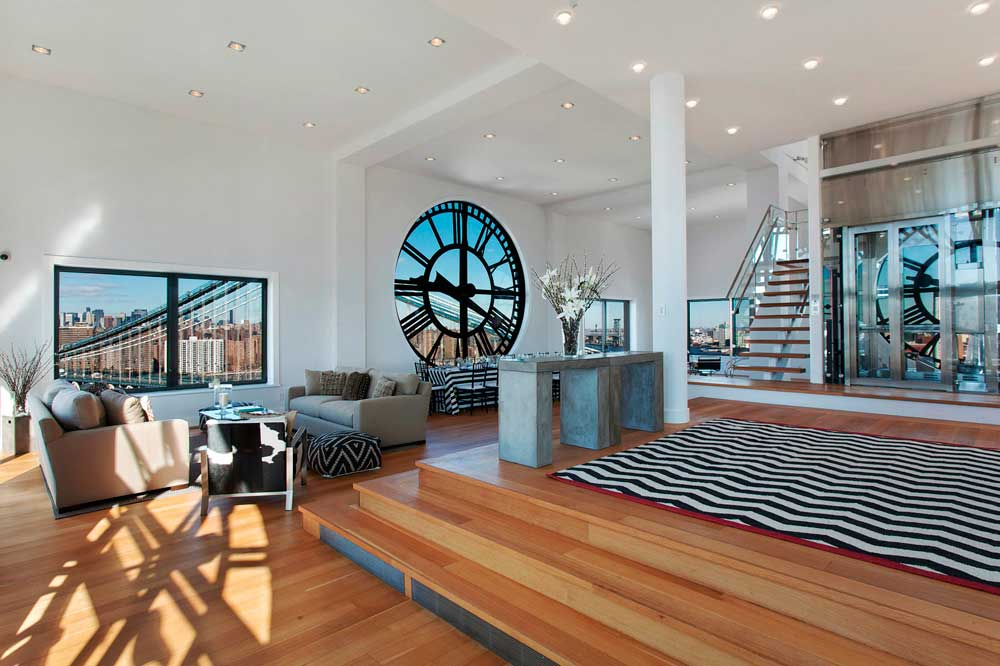 Penthouse in Brooklyns