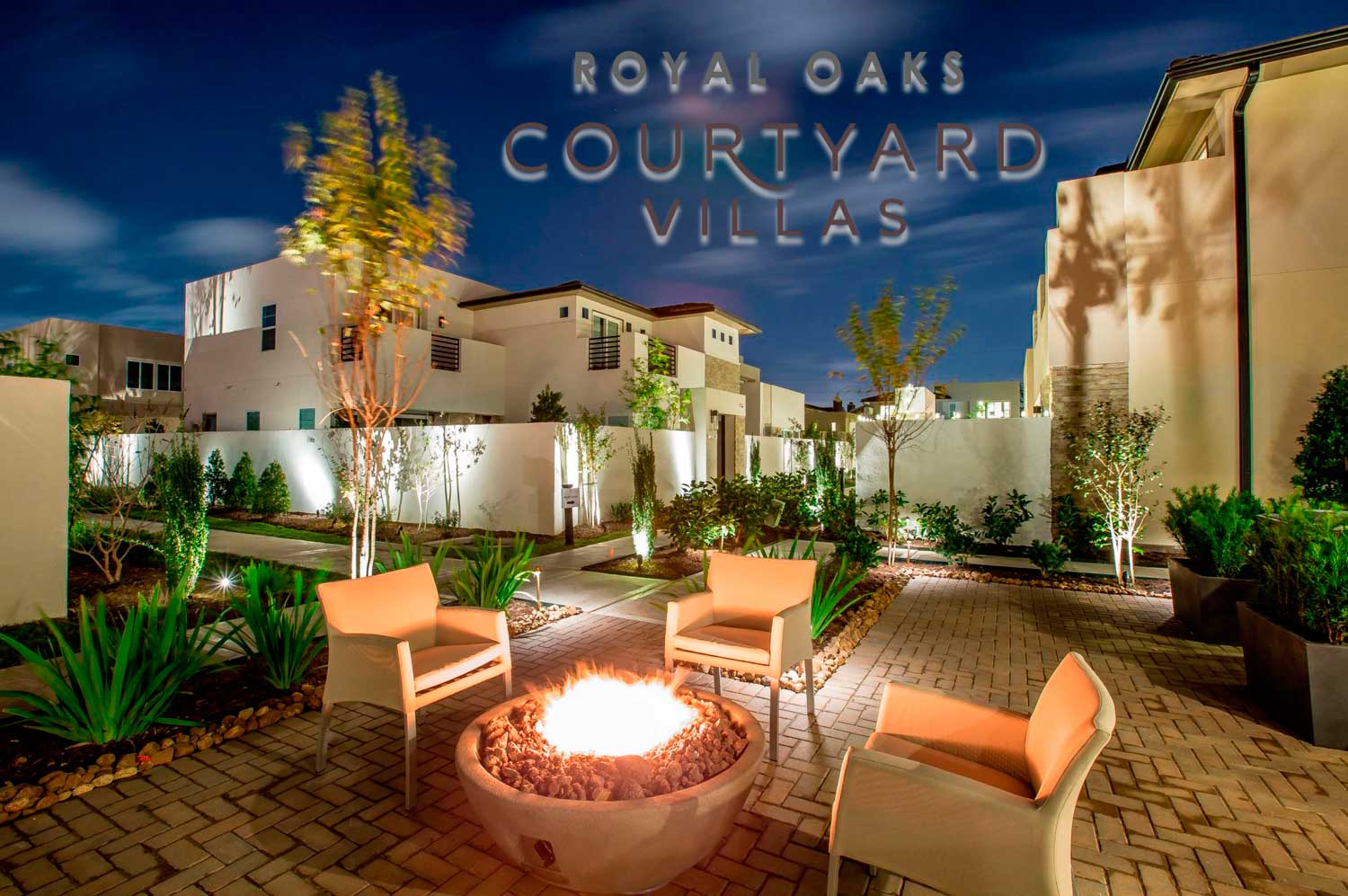 Courtyard Villas