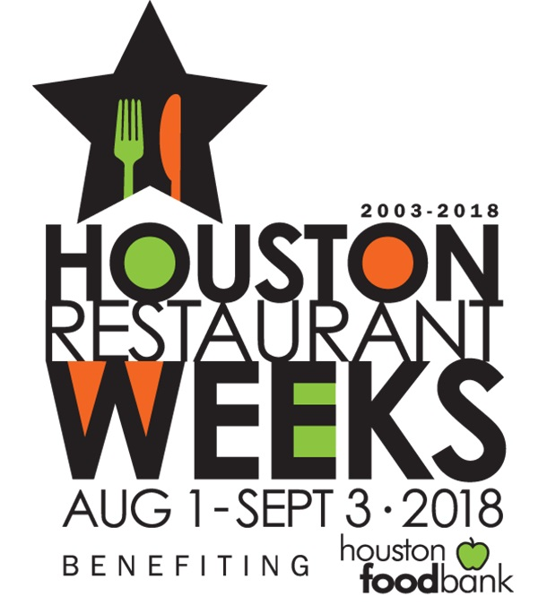 Enjoy the Last week of the Houston Restaurant Weeks 2018!