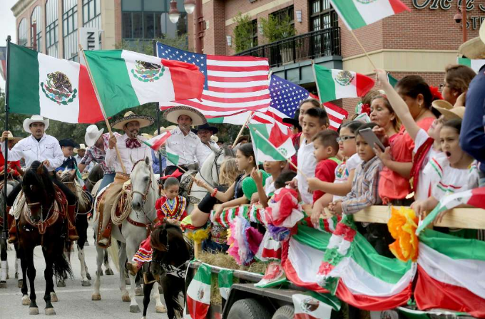 Anticipate to the 12th annual Fiestas Patrias.