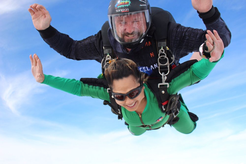 Experience the adrenaline of Skydiving in Houston