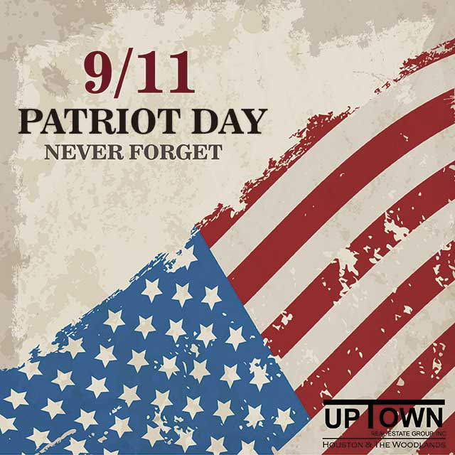 Uptown Real Estate Group pays tribute to the brave survivors. Never forget.