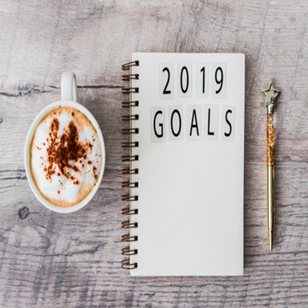 New Resolutions for this upcoming 2019!