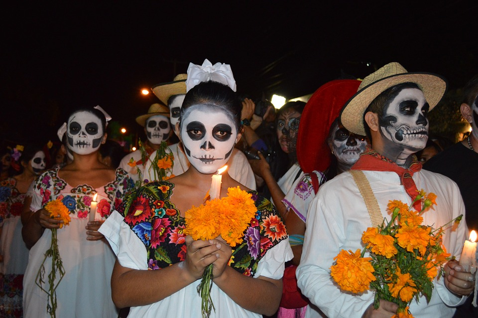 Dia de Muertos A meaningful celebration of life and death.