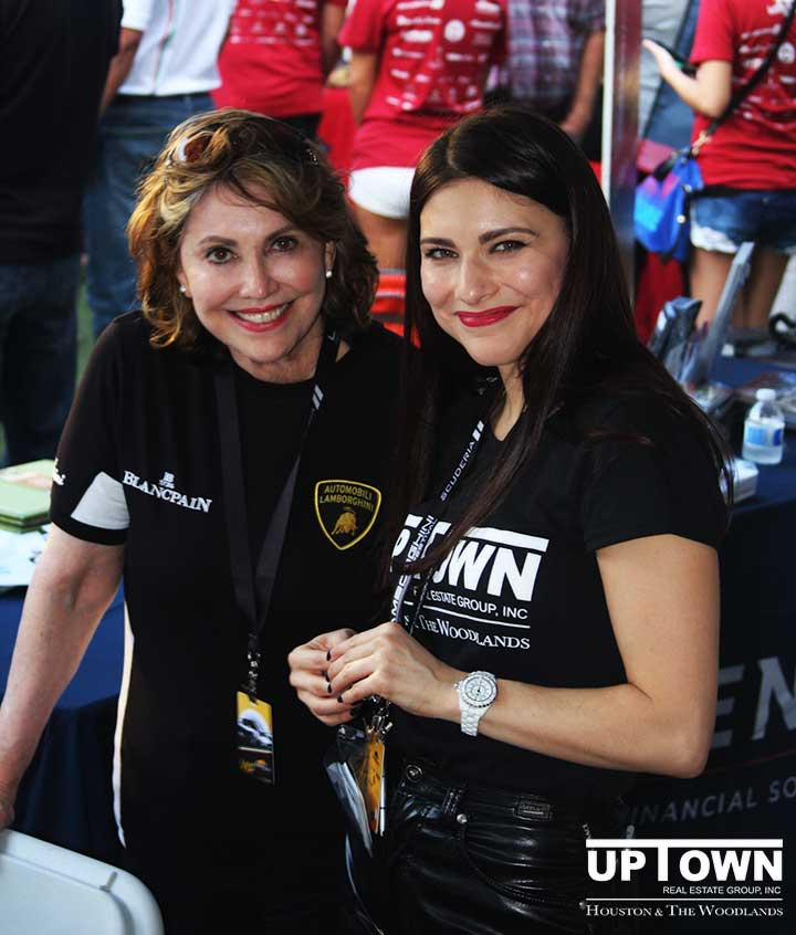 The 8th Annual Lamborghini Festival is  proudly sponsored by our Uptown Team!