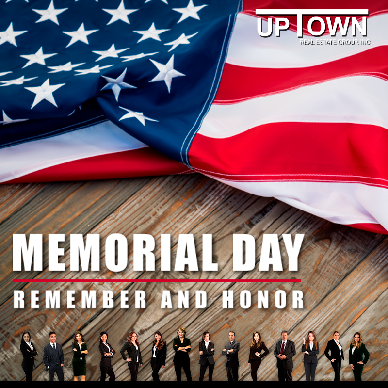 Why we celebrate the Memorial Day?