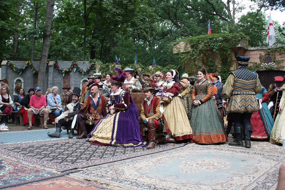 Be pleased to attend The Texas  Renaissance Festival!